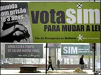Bồ Đào Nha hợp pháp hoá việc phá thai