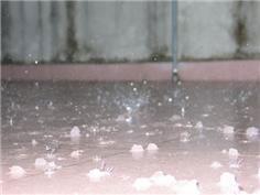 Hà Nội: Lại xuất hiện mưa đá