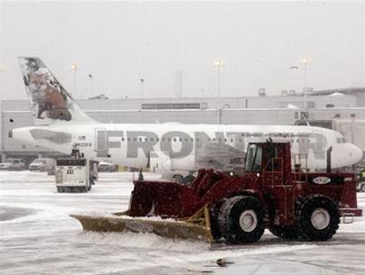 Bão tuyết dữ dội ở Mỹ