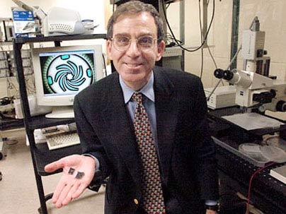 Alan H. Epstein và công trình nghiên cứu máy điện tí hon