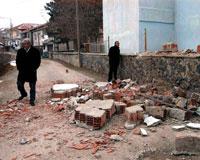Thổ Nhĩ Kỳ rung chuyển vì động đất