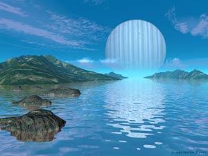 Mặt trăng và tính khí con người?