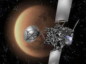 Tàu thăm dò châu Âu tăng tốc nhờ Sao Hỏa
