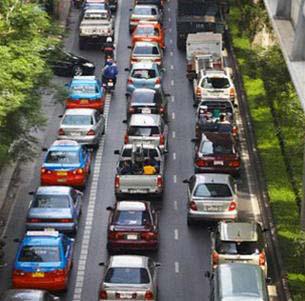 Thái Lan - hình mẫu về cải thiện môi trường