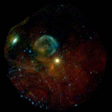 Ánh sáng của vụ nổ sao siêu tân tinh SN 1987A vẫn tiếp tục sáng