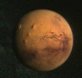 """Sự sống trên hành tinh """"đỏ""""?"""
