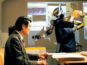 Robot nội trợ