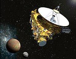 Tàu thăm dò New Horizon của NASA bay ngang sao Mộc