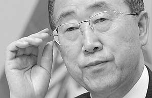 LHQ: biến đổi khí hậu nguy hiểm như chiến tranh