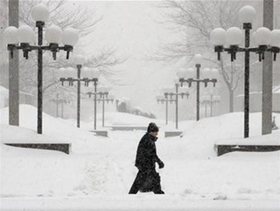Bắc Mỹ tiếp tục chìm trong bão tuyết và lốc xoáy