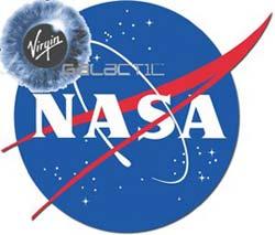 NASA hợp tác với Virgin Galactic