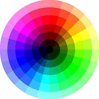 Màu sắc cũng là thần dược