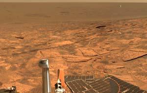 Trên Sao Hỏa không có biển