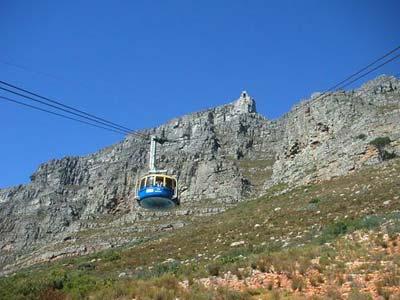 Cáp treo Table Mountain, Nam Phi