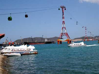 Những cáp treo nổi tiếng thế giới