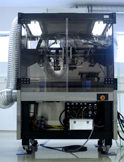 Nhà máy in bóng bán dẫn nhựa đầu tiên của thế giới