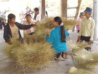 Dự án bảo tồn cỏ bàng nhận giải thưởng quốc tế