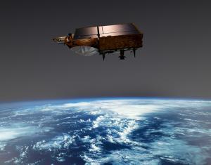 CryoSat-2 vệ tinh khảo sát độ dày của các vùng băng ở 2 cực
