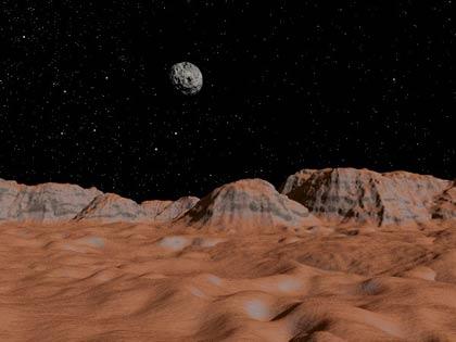 New Mexico vẫn coi Diêm Vương là một hành tinh