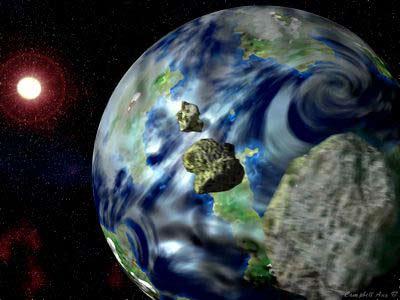 Chống thiên thạch: Mỹ hay cả hành tinh cùng chi kinh phí?