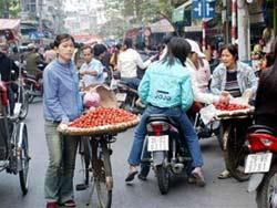 Hà Nội : Ô nhiễm không khí mùa đông cao hơn mùa hè