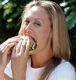 Rối loạn ăn uống ở phụ nữ tuổi trung niên