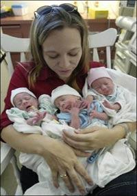 Phương pháp xét nghiệm mới giúp giảm nguy cơ sinh đa thai