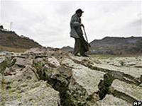 Trung Quốc: Hàng triệu người thiếu nước uống vì hạn hán