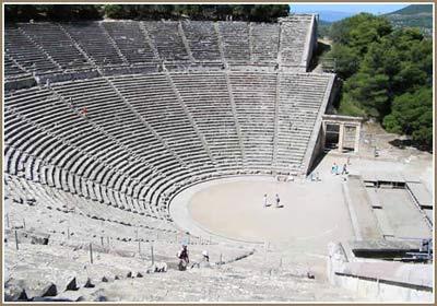 Bí mật khả năng truyền âm kỳ diệu của nhà hát Hy Lạp