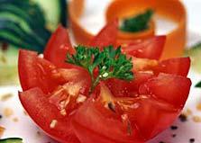 Cà chua giàu chất chống oxy hóa nhờ nước biển