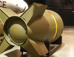 Mỹ thử thành công bom hơi khổng lồ