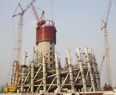 Trung Quốc xây tháp truyền hình cao nhất thế giới