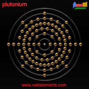 Khám phá bí mật của nguyên tố Plutonium
