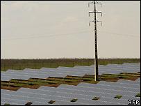 Khai trương nhà máy năng lượng mặt trời mạnh nhất thế giới