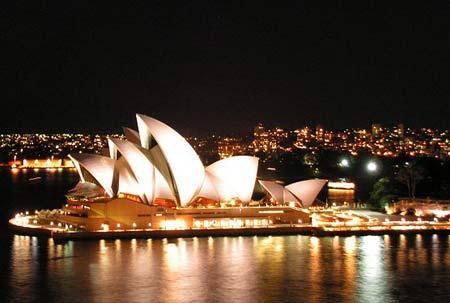 Dân Sydney tắt điện để biểu tình