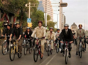 Giới chức Mexico phải đạp xe đi làm