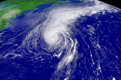 Đại Tây Dương đối mặt với mùa bão lớn