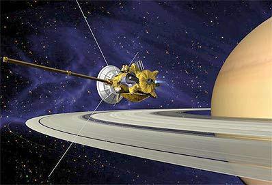 Sứ mệnh tàu thăm dò Cassini kéo dài thêm 2 năm