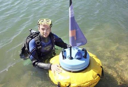 Úc: Thử nghiệm sống dưới nước 2 tuần