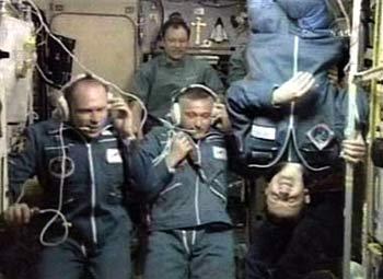 Du khách thứ năm đã đặt chân lên ISS