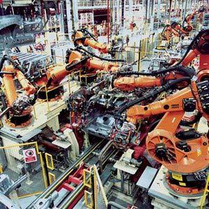 Đức phát triển robot sinh điện tử