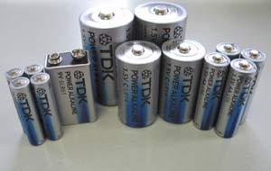 Pin thải đe doạ sức khỏe và môi trường