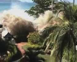 Phuket thử nghiệm báo động sóng thần