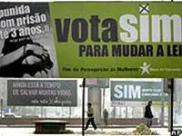 Bồ Đào Nha thông qua luật cấm phá thai mới