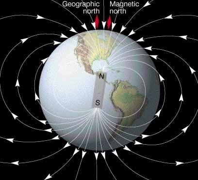 Từ hơn 3 tỷ năm trước, Trái Đất đã có từ trường rất mạnh