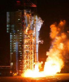 Trung Quốc phóng thành công vệ tinh Bắc Đẩu