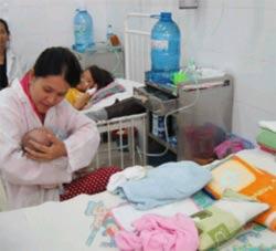 Bệnh hiếm: Trẻ mắc bệnh phổi tắc nghẽn mãn tính