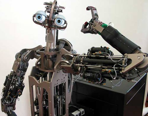 Robot Domo
