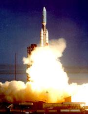 Tên lửa Dnepr đã được phóng thành công