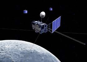 Nhật Bản sẽ phóng vệ tinh nhân tạo lên Mặt Trăng